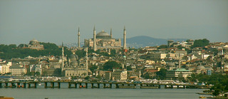 Hagia Sophia and Eminonu | by Senol Demir