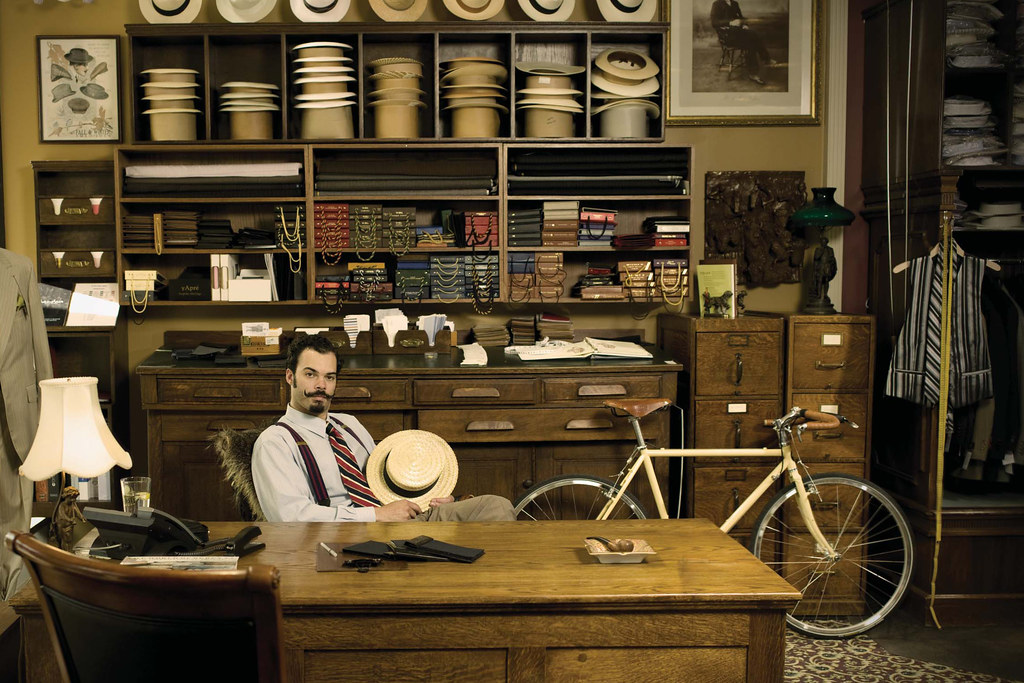 heimies haberdashery shoot handsome cycles flickr