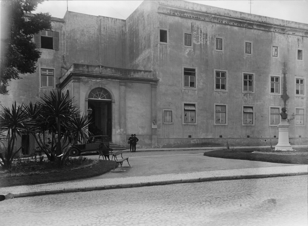 Artesanato Kit Higiene ~ Faculdade de Belas Artes, Lisboa, Portugal Fotografia sem u2026 Flickr