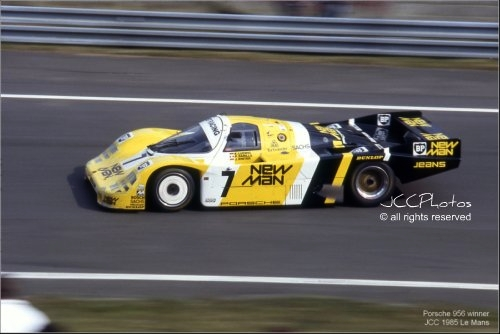 24 heures du mans 1985 porsche 956 winner all rights. Black Bedroom Furniture Sets. Home Design Ideas