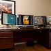 "My ridiculous Mac Pro setup (my ""Pixel Rig"")"