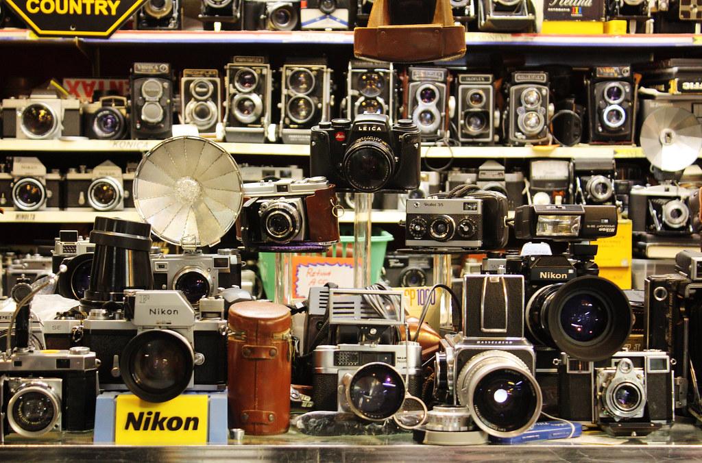 Camera shop | JennRation Design | Flickr