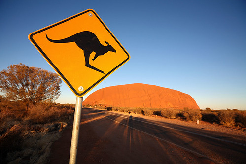 A strong candidate for most photographed road sign in Australia | by dmmaus