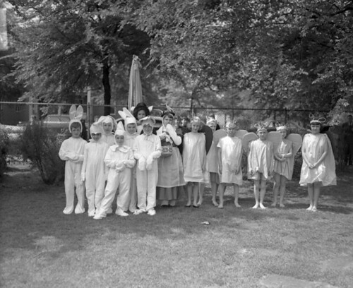 Hill School, May Day | by The Library of Virginia