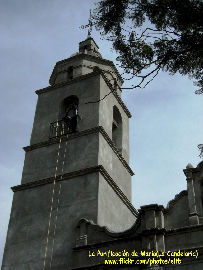 """Parroquia Nuestra Señora de la Purificación """"La Candelaria ..."""
