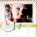 Lorelei Scrapbook Page