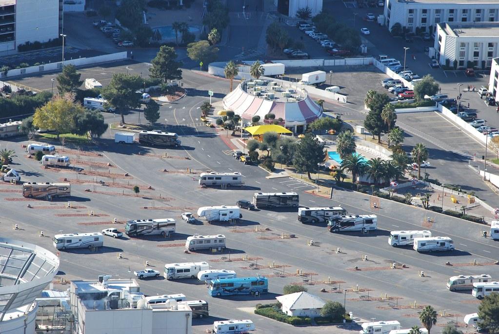 las vegas circus circus koa campground