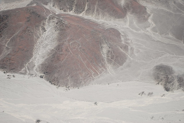 Nazca Lines, Astronaut | Flickr - Photo Sharing!