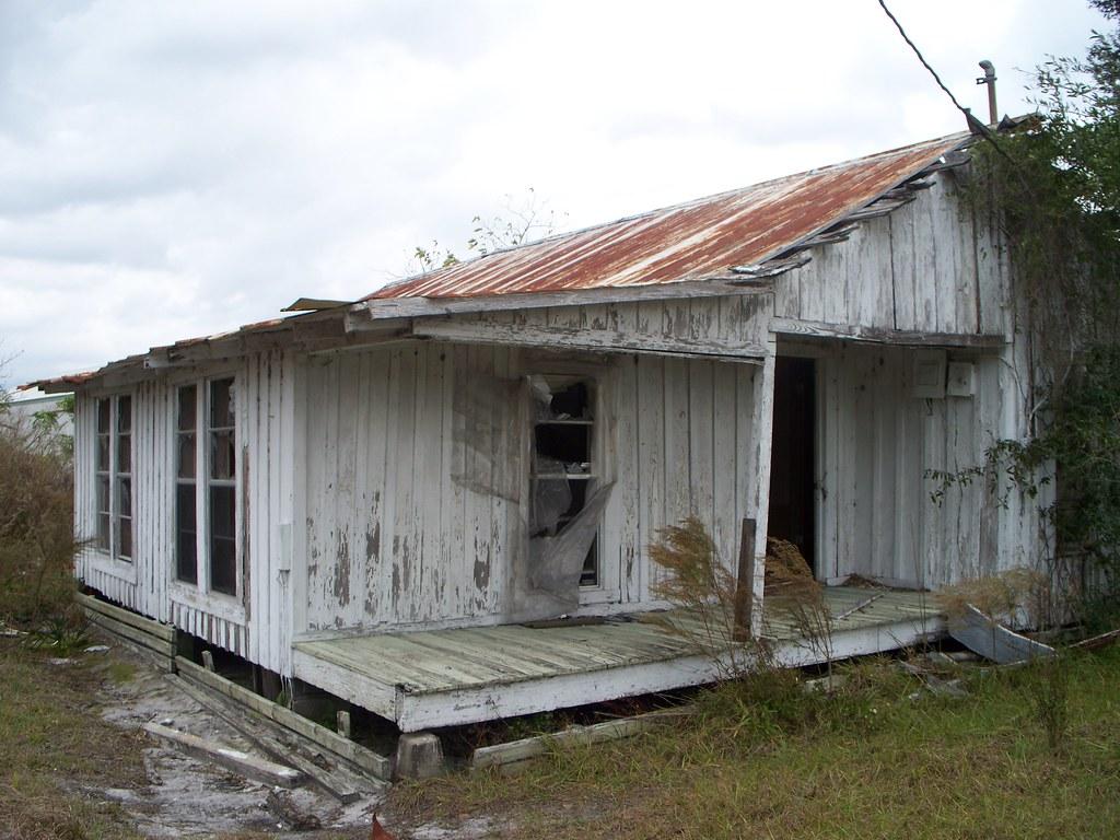 cheap beat down house