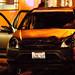 Burnt Out Car, Oakland Riots