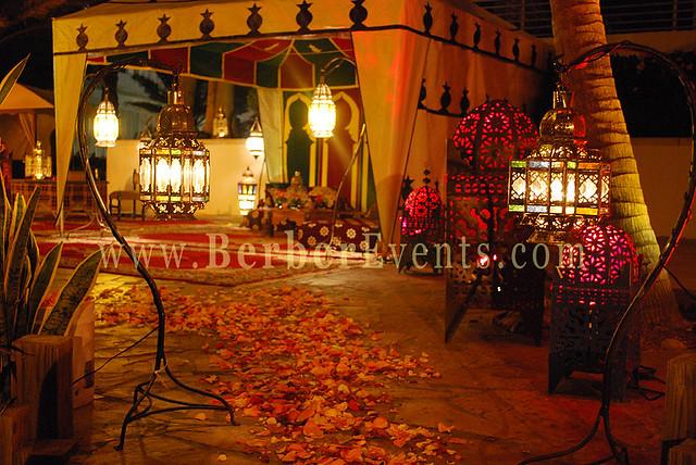 Ritz carlton southbeach arabian nights harem nights for Arab decoration ideas