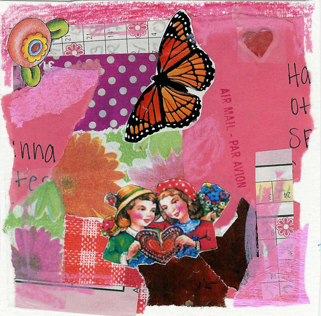 Leap day art card
