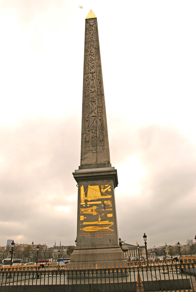 Cleopatra S Needle Paris You Just Can T Miss This Relic