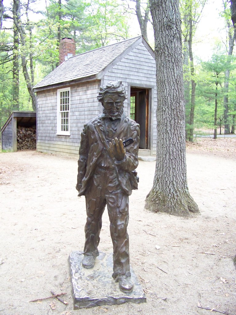 """thoreau essay emerson Free essay: thoreau, while focusing on matters of the self in many of his essays, tended to have more of a political overtone to his writing in """"civil."""