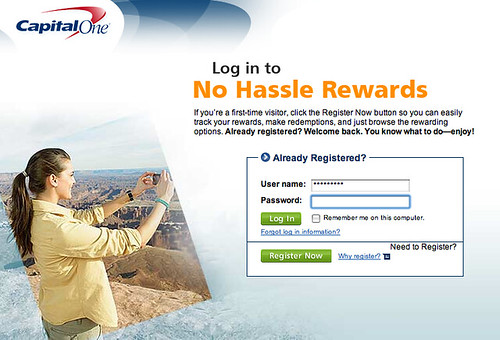 Capital One Rewards Car Rental