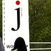 j - Japan 2001 Sign