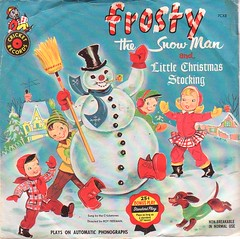 Frosty 78 record | by froggyboggler