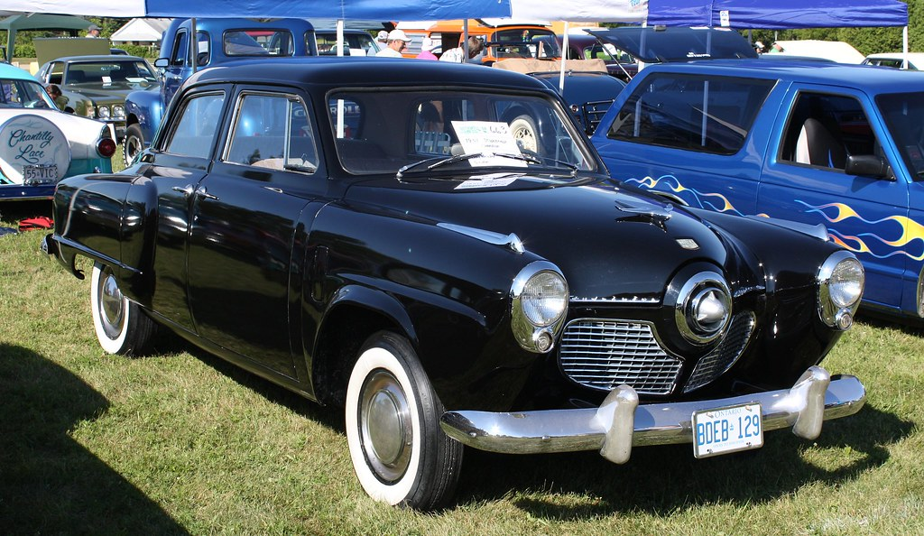 1951 studebaker champion 4 door richard spiegelman flickr