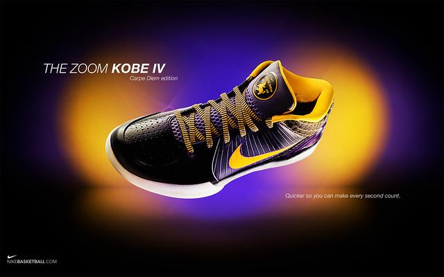 reputable site bc536 a53e0 ... best sneakers 57701 0e377 ... discount code for nike zoom kobe iv carpe  diem