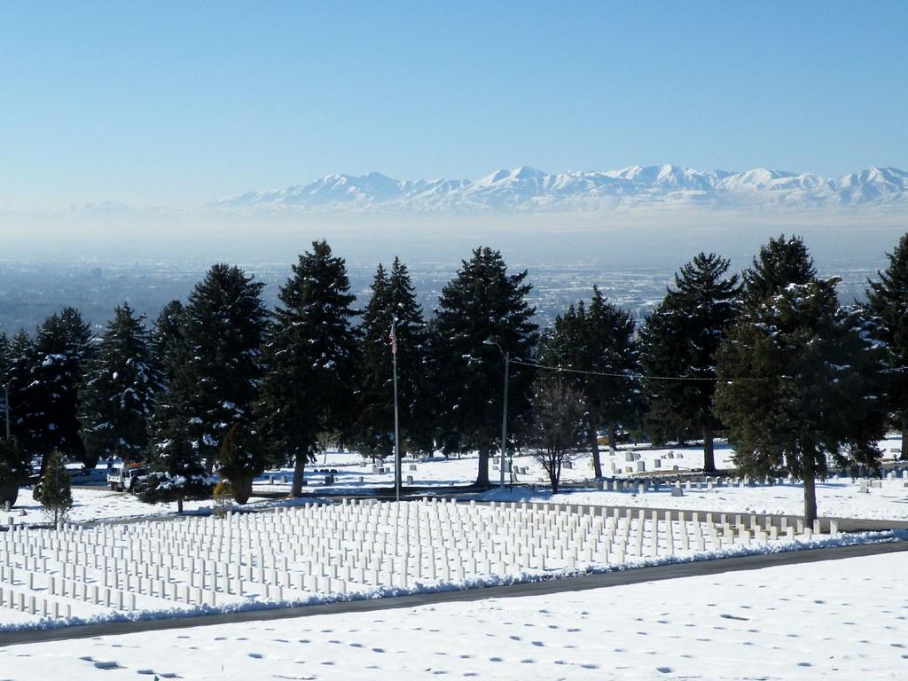 City Cemetery Salt Lake City