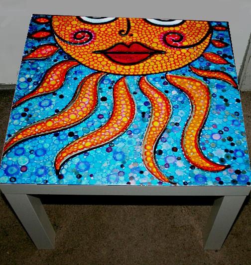 mosaic sun   Rick Cheadle   Flickr