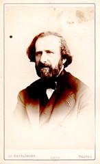 Portrait of Armande-Hippolyte-Louis Fizeau (1819-1896), Physicist
