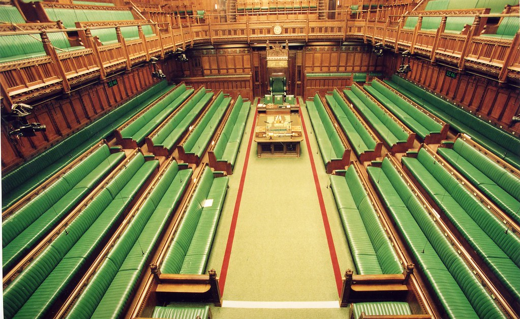 House Of Lords Committee Rooms