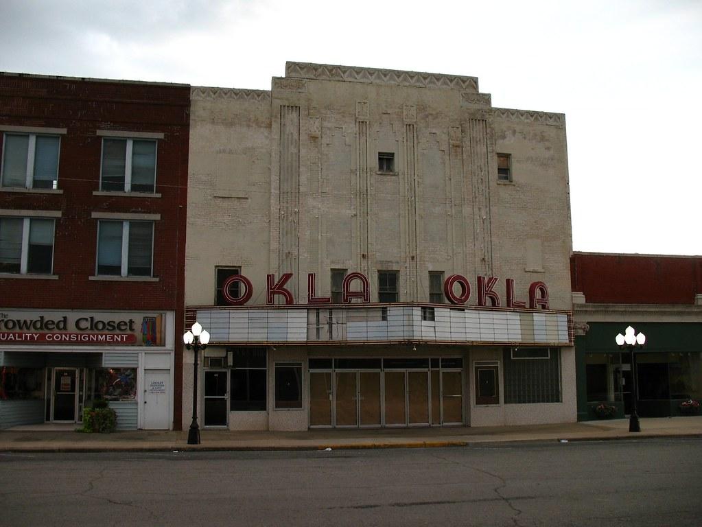 Movie Theater Mcalester Oklahoma