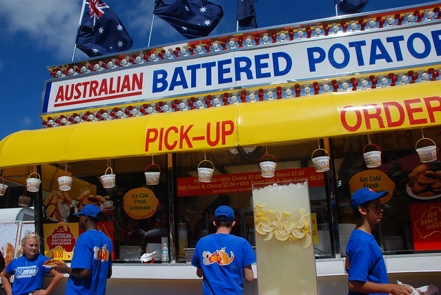 Mn state fair dates in Australia
