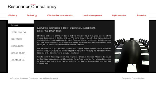 Resonance Consultancy | by comnetsolutions
