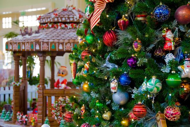 Walt disney world s boardwalk resort at christmas flickr photo