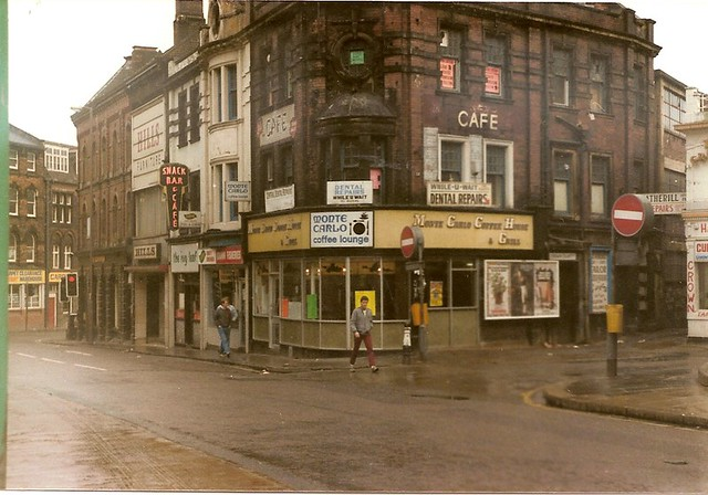 Monte Carlo New >> Monte Carlo Coffee House, Leeds | Bygone cafes in Leeds. Thi… | Flickr