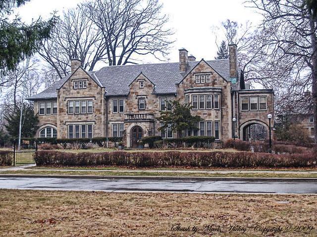 "03 Boston-Edison Historic District/Detroit, MI (""Stone Hed… | Flickr"