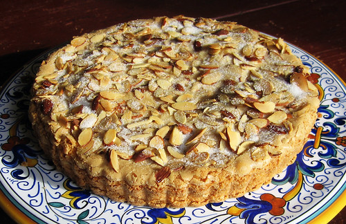almond tart | by Jess | Sweet Amandine