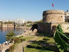 Marvel at the Hidirlik Kulesi of Old Harbour - Things to do in Antalya