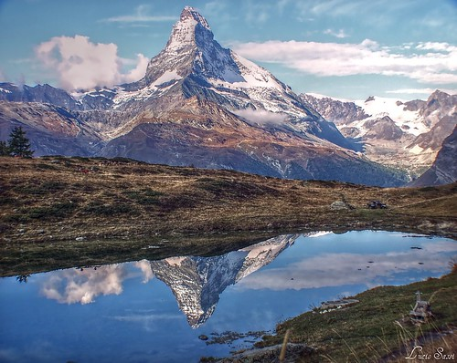 Matterhorn Gran Vista | by Lucio Sassi Photography travel