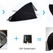 DIY Collapsible Softbox - How to set it up