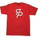 Rock Paper Scissors - Spring 08 - T-Shirt - Red/White
