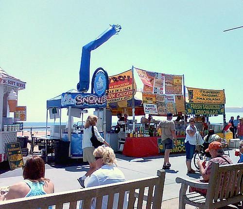 Virginia Beach Boardwalk Mo Marisa O Connor Flickr