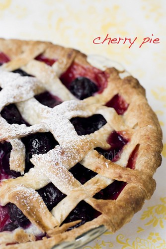 cherry pie for 4th July | by Cerita Ambar