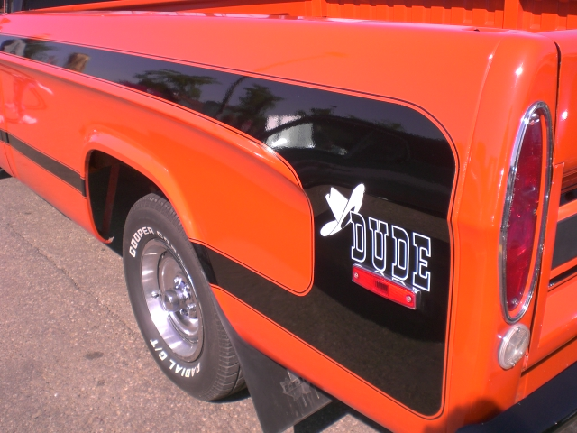 New Dodge Trucks >> 1970-1971 Dodge Dude | There are 6 known High-Impact paint c… | Flickr