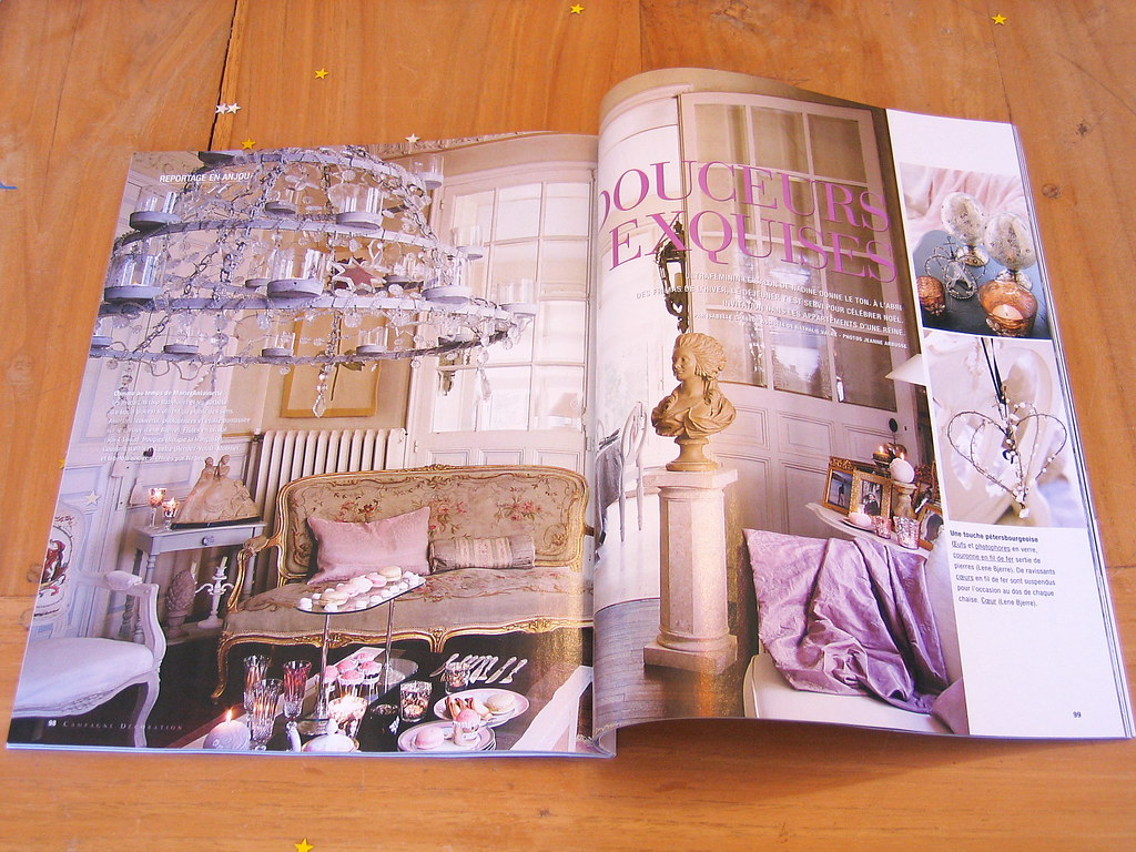 from campagne d coration magazine current issue biscuitbear flickr. Black Bedroom Furniture Sets. Home Design Ideas