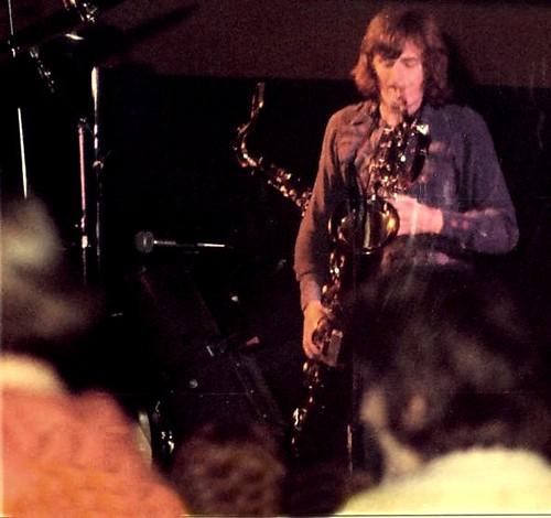 1977 - Pink Floyd - Dick Parry, sax