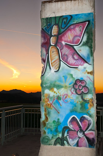 Ronald Reagan And Berlin Wall >> Berlin Wall at the Ronald Reagan Library | This a piece of t… | Flickr