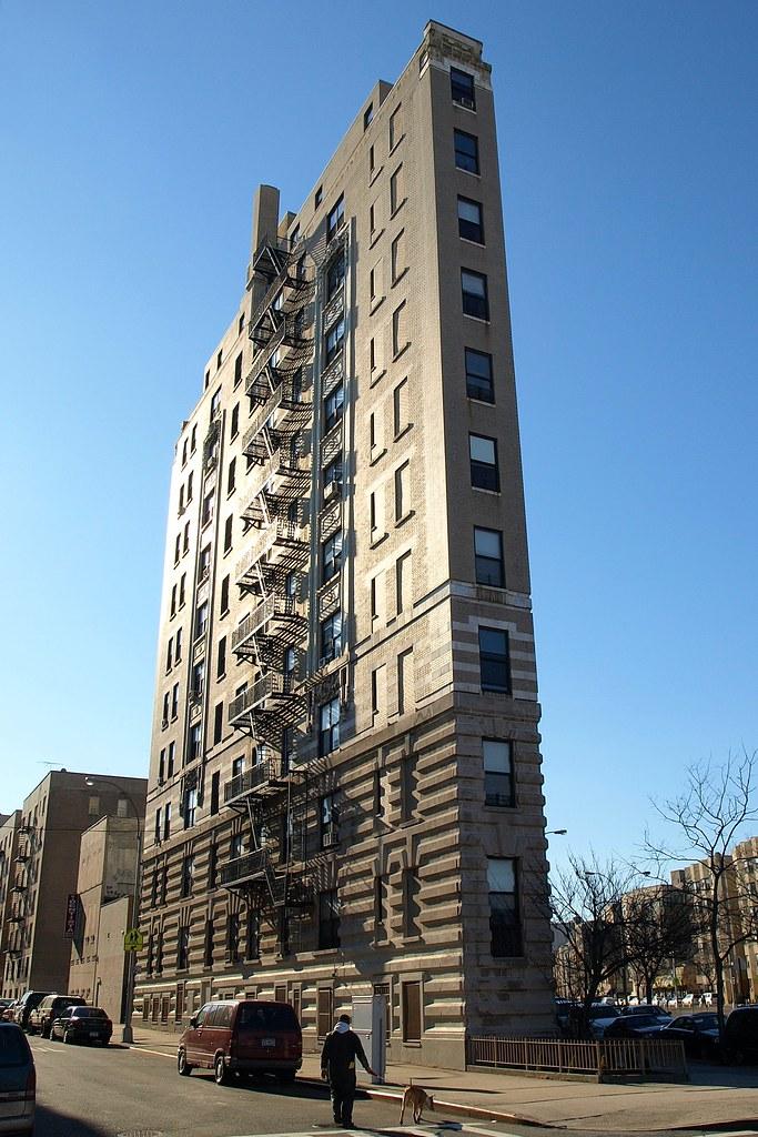 Narrow Building New York
