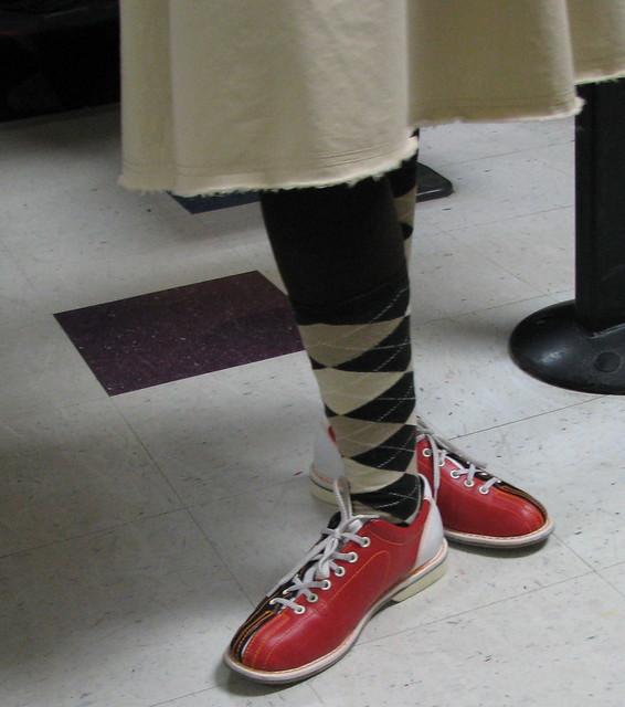 Fashion Bowling Shoes
