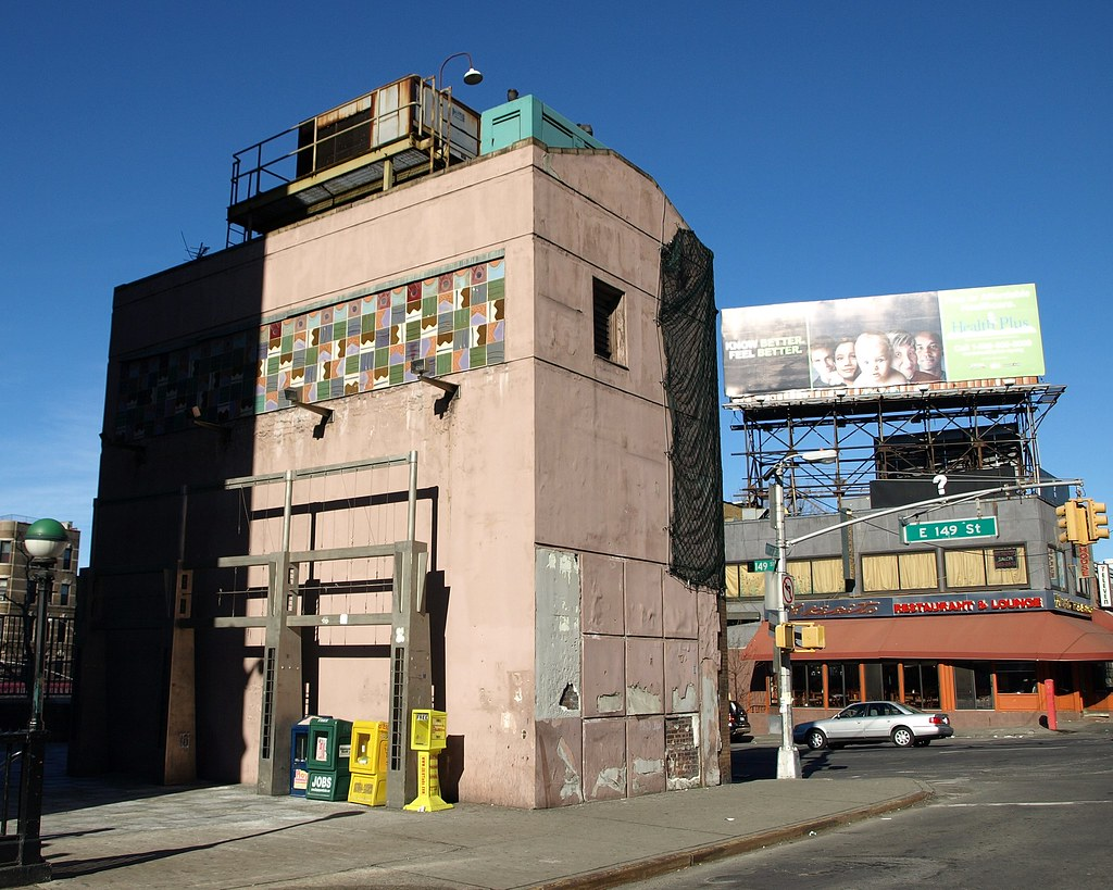 Mott Avenue Control House Bronx New York City 149th