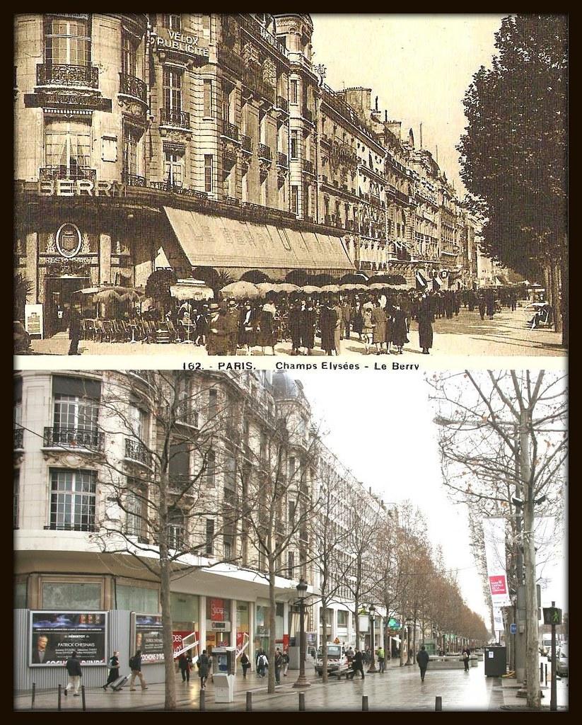 Restaurant Rue De Berri