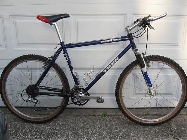 Trek 930 Shx Singletrack My Off Road Bike Bought It May