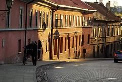 Užupio street